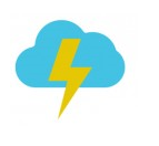Weather thunderstorms icons - www.zbut.bg
