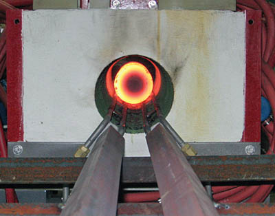 Инструкция за безопасна работа с електро индукционен нагрев на заготовки