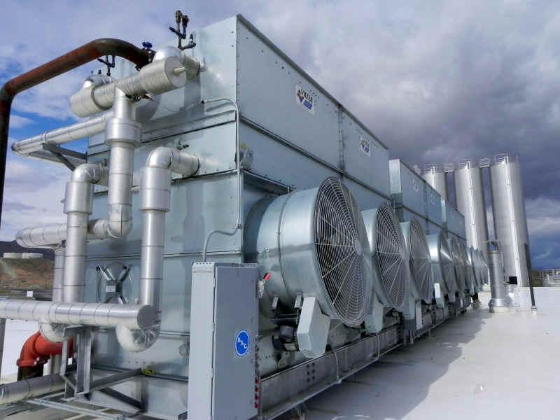 Инструкция за безопасна работа при експлоатация на фреонова хладилна инсталация