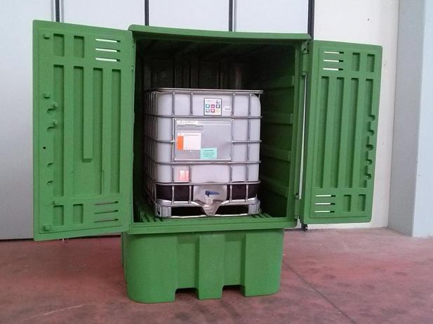 Инструкция за безопасно съхранение на химически вещества