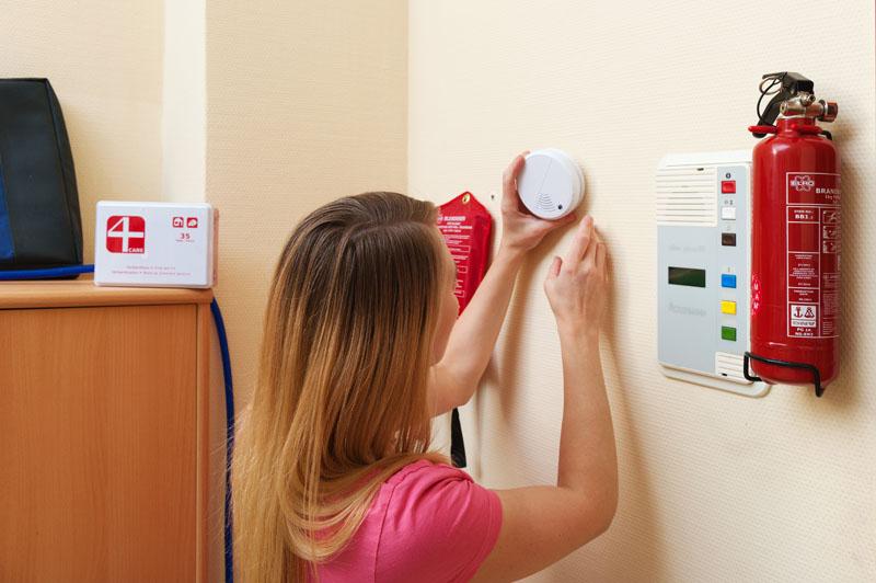 Инструкция за основните изисквания за пожарна безопасност на сградите и помещенията