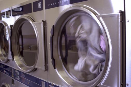 Инструкция за безопасна работа с перална машина