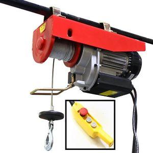 Инструкция за безопасна работа с електротелфер