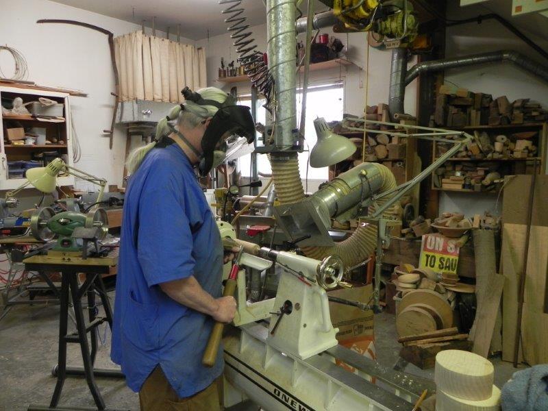 Инструкция за безопасна работа с дървообработващи машини