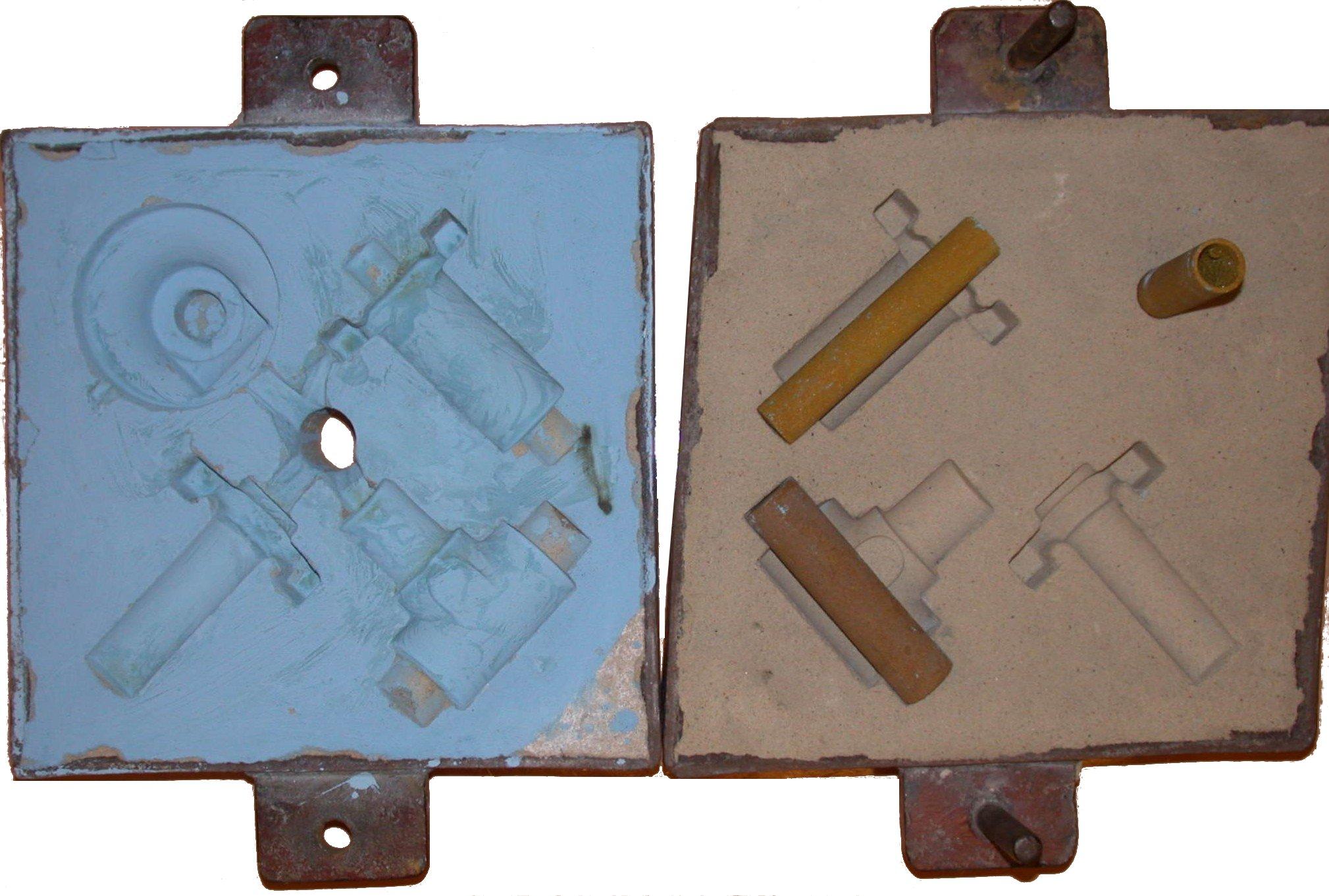 Инструкция за безопасна работа при приготвяне на леярска пръст и формоване на формите и сърцата