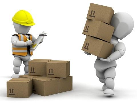 Инструкция за безопасна работа при ръчно изпълнение на товаро-разтоварни работи