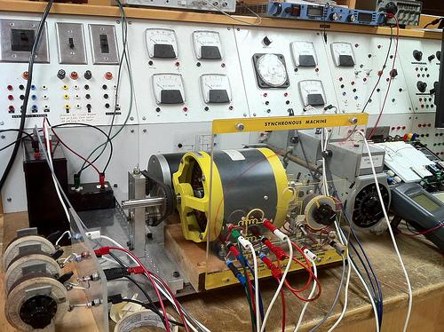 Инструкция за безопасна работа на електрически двигатели и трансформатори