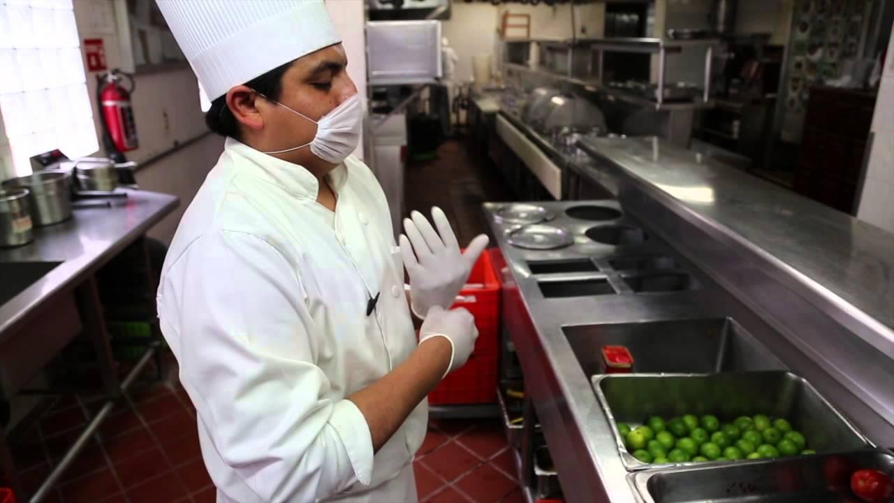 Инструкция за безопасна работа в заведения за хранене