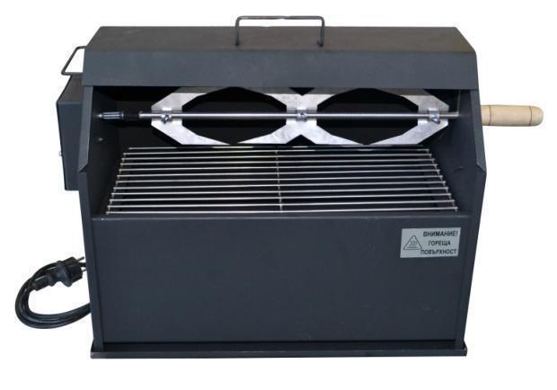 Инструкция за безопасност и работа с барбекю на дървени въглища
