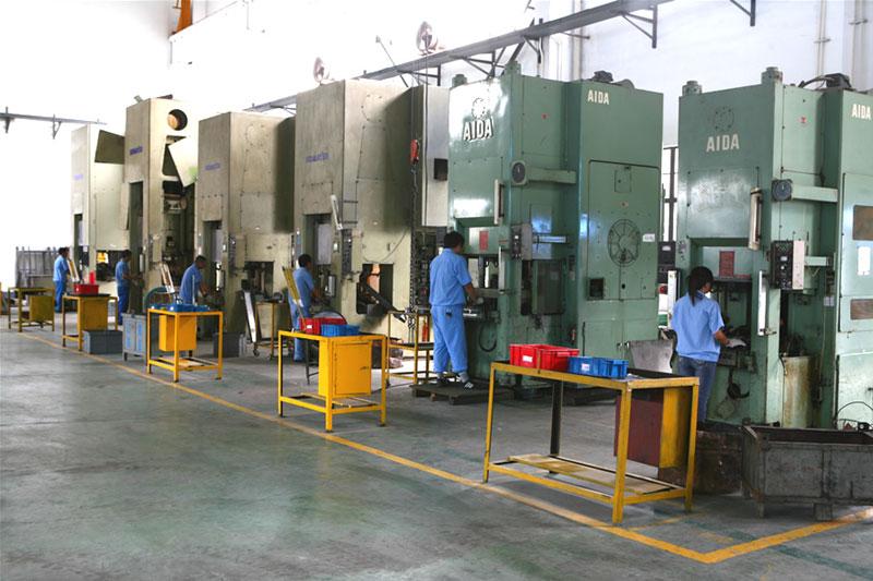 Инструкция за безопасна работа с преса за студена обработка на метали