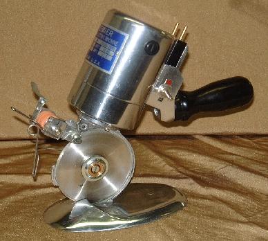 Инструкция за безопасна работа с дискова ножица за платове