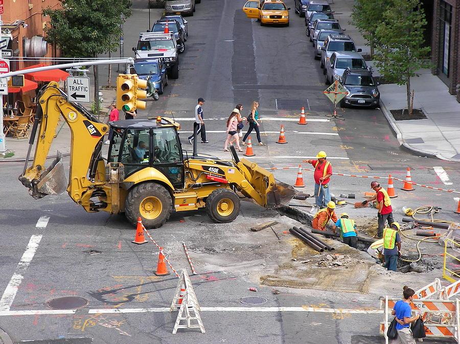 Инструкция за безопасна работа при извършване на строително-монтажни работи