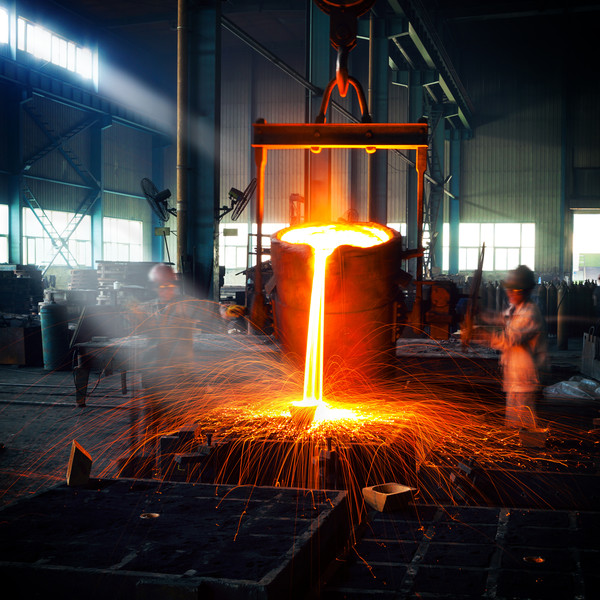 Инструкция за безопасна работа при леене на метали