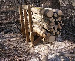 Инструкция за безопасна работа при спускане на дървен материал