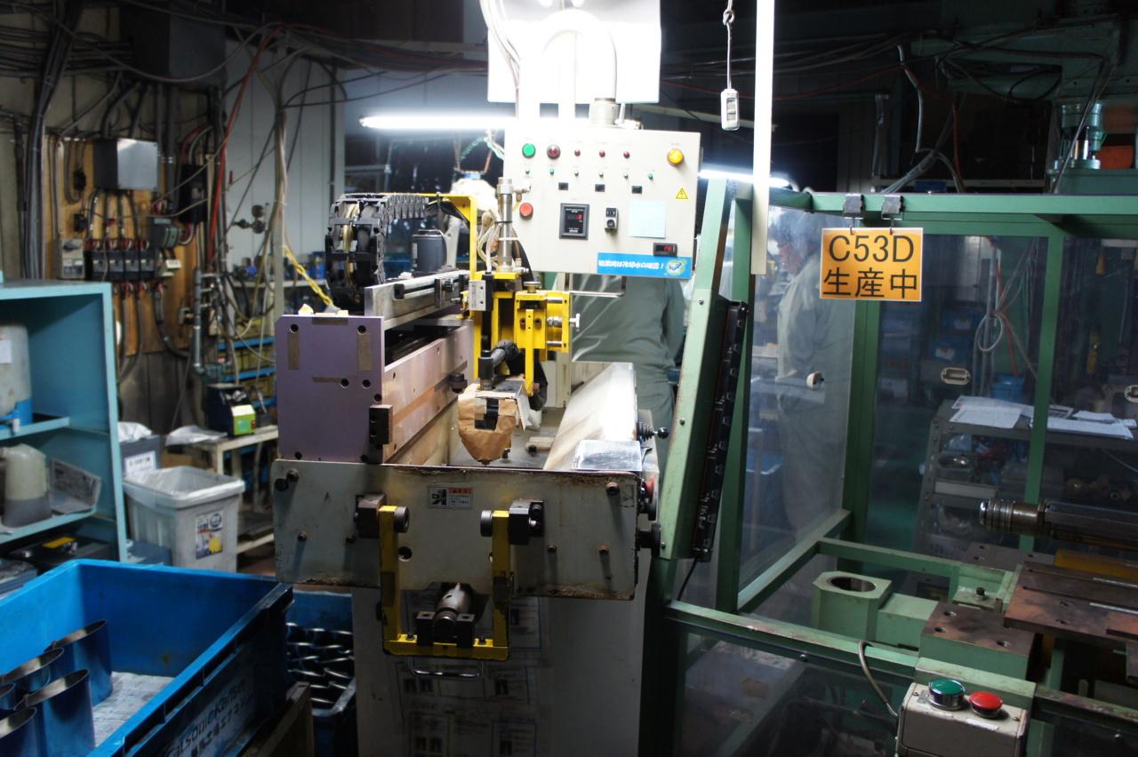 Инструкция за безопасна работа с агрегатна машина за обрязване и дълбоко изтеглени детайли
