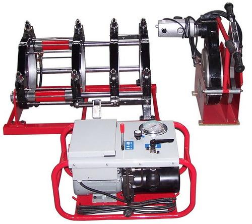 Инструкция за безопасна работа с машина за челна заварка