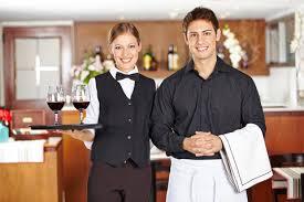 Инструкция за безопасна работа на сервитьор и барман