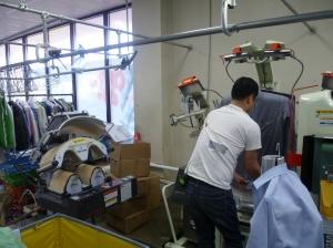 Длъжностна характеристика на длъжността Машинен оператор, химическо чистене