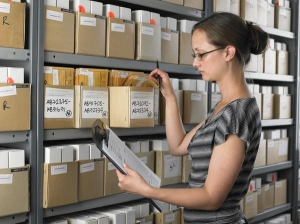 Длъжностна характеристика на длъжността Архивист