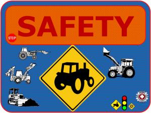 Безопасност при работа с тракторите