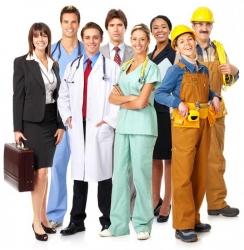 Безплатно работно и униформено облекло - Осигуряване