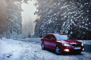 Безопасно шофиране при зимни условия