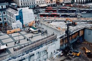 Намаляват смъртните злополуки в строителството през 2018