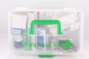 Аптечка за първа помощ
