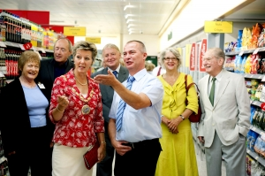 Длъжностна характеристика на длъжността Директор на хипермаркет от структурата на големи вериги магазини