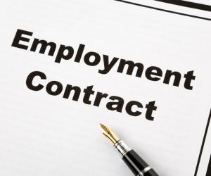 Сключване на трудов договор без определен срок, като и срочен трудов договор