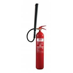 Пожарогасител с въглероден двуокис /CO2/ 5 кг.