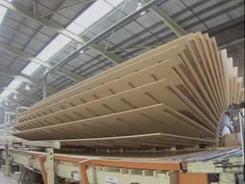 Инструкция за безопасна работа при производство на плочи от дървесни влакна