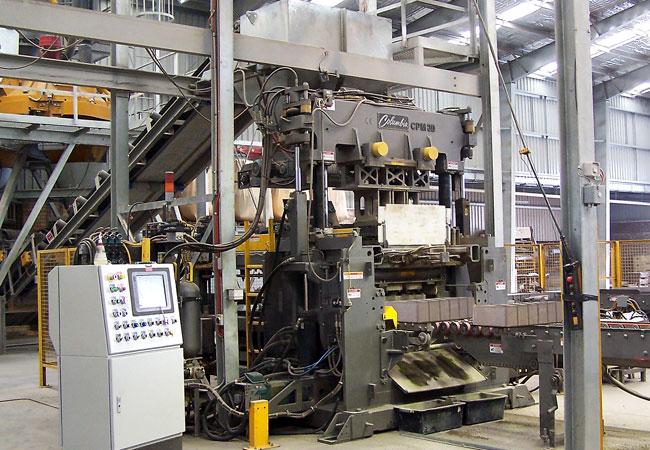 Инструкция за безопасна работа при изработка на бетонови изделия с машина - Prometal 400 la